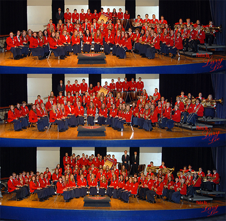 Symphonic and Concert Bands